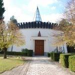 Pohřební služba PIETA v Hodoníně - exterier - smuteční sál